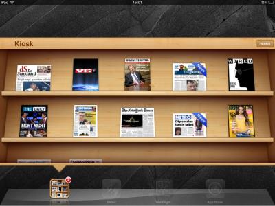 Newsstand De standaard HD