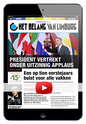 Het Belang van Limburg Video