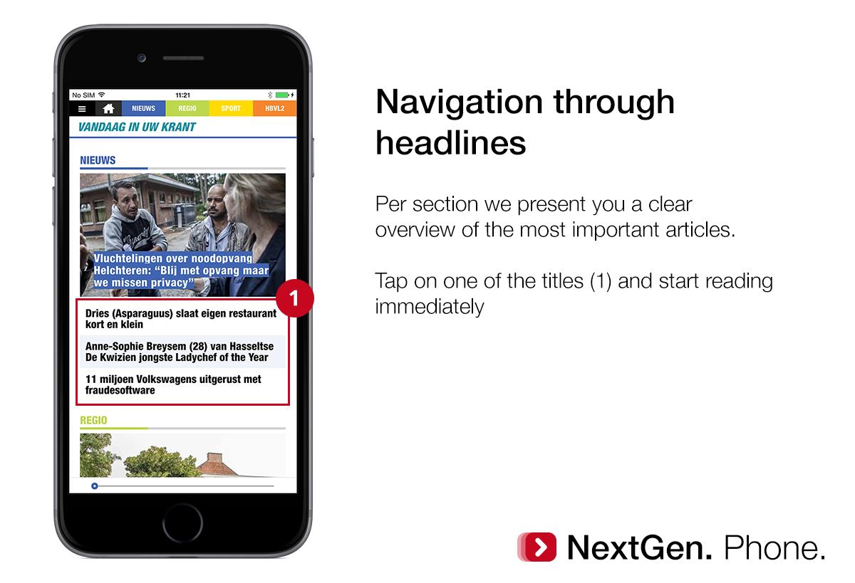 navigationthroughheadlines