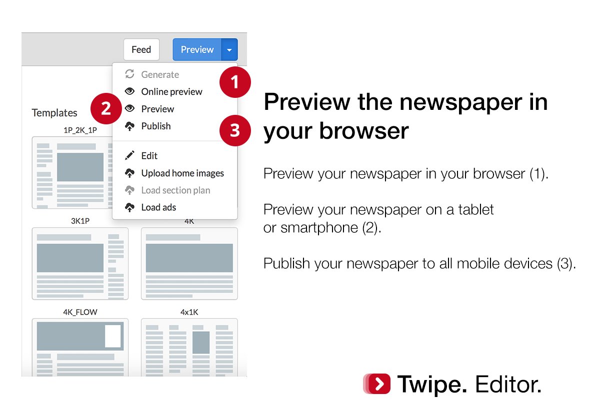 3. NextGen.Editor-Preview your publication