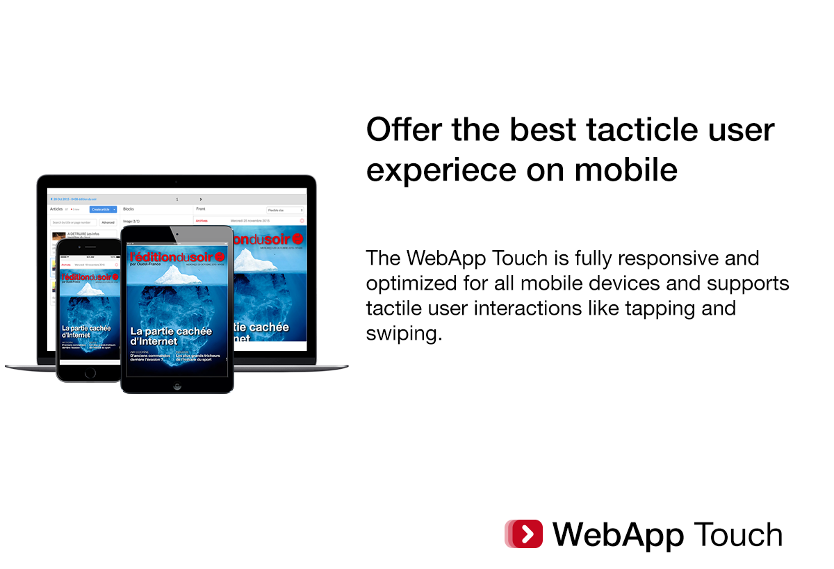 1.WebApp Touch