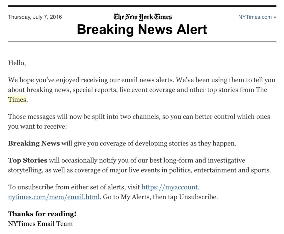 Breaking News and Headlines