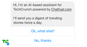 News bots - Messaging is the new medium - Twipe