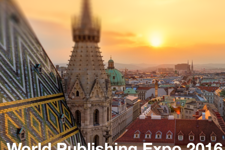 Meet Twipe at the World Publishing Expo in Vienna
