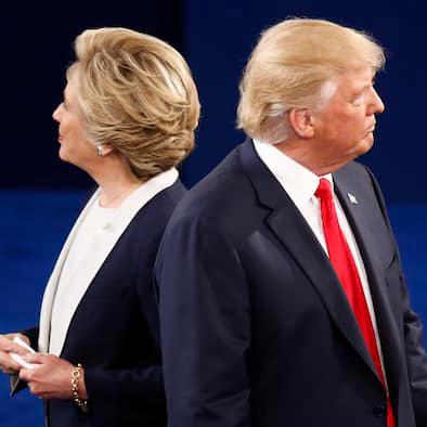 Media coverage of the US presidential debates