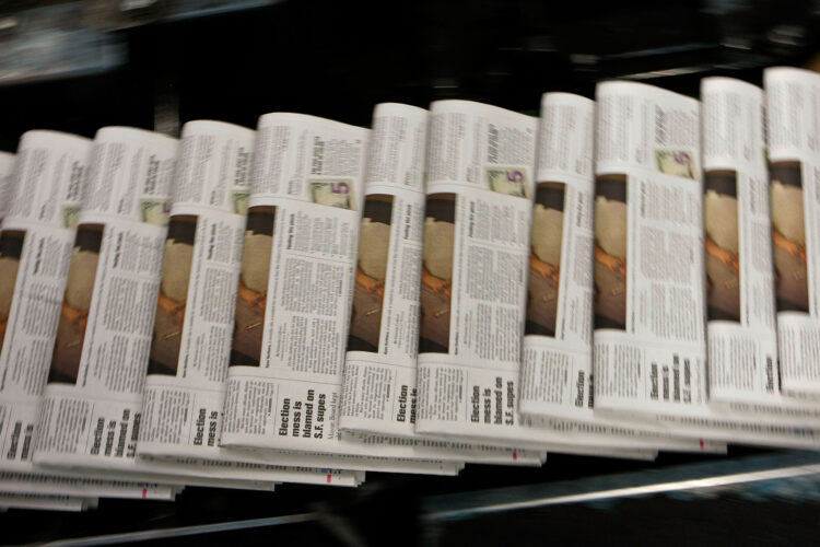 This is why editions will survive in the stream of online news content