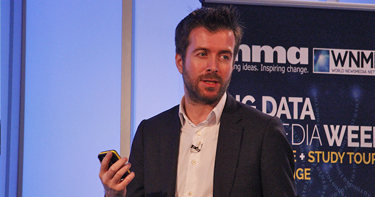 INMA Big Data week London highlights successful business models of