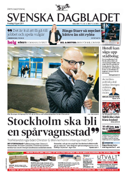 The Swedish newspaper who puts an algorithm in charge