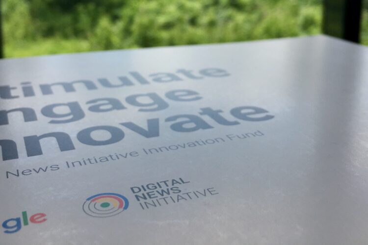 2017 Google DNI funding – our 7 favourite projects