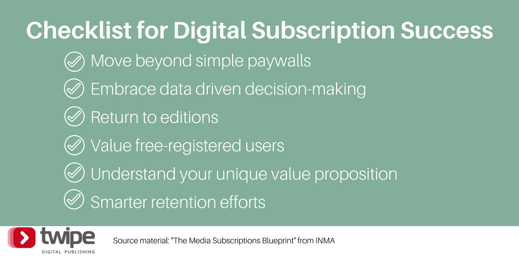 6 insights for your subscription strategy twipe digital subscribers instead there is a need for a mindset shift to lasting relationships additionally its important to acquire the right customer malvernweather Choice Image