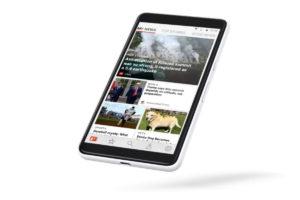 Microsoft News App iOS Android