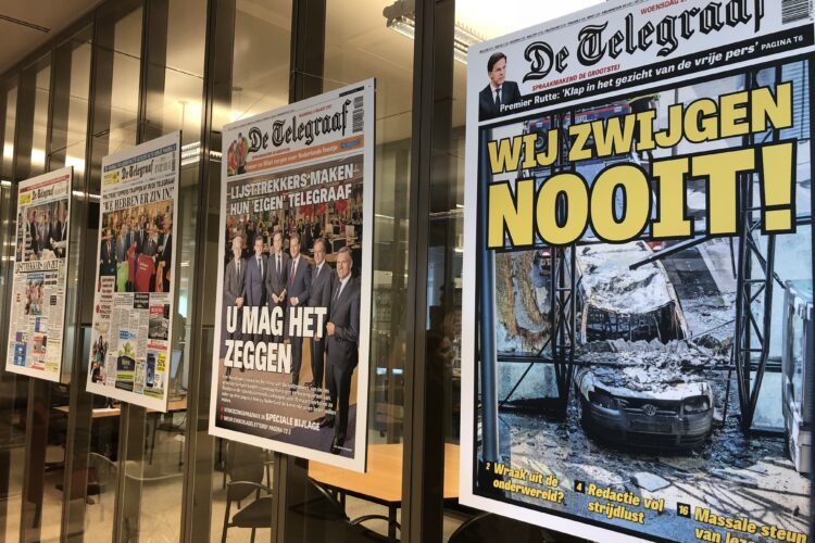 How De Telegraaf turned around declining subscriptions revenues