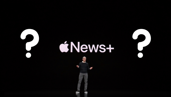 Newspapers react with scepticism to Apple News+ launch