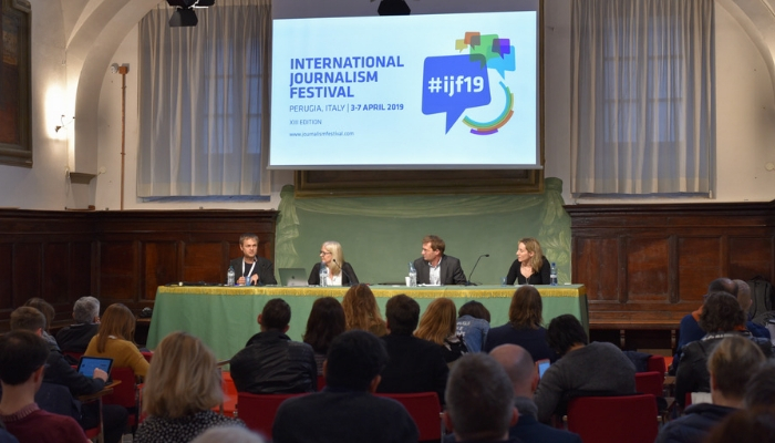 What we learned about successful products at the International Journalism Festival