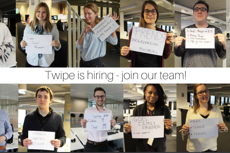 My Internship with the Twipe Artificial Intelligence Team