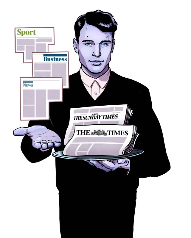 James-Your Digital Butler