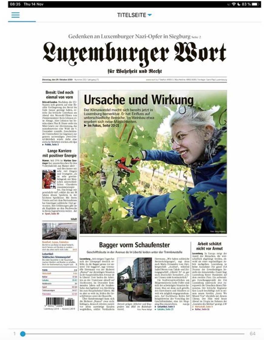 Luxemburger e-Paper