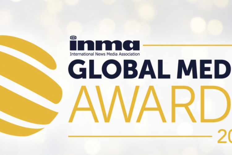 Innovations in Local News celebrated at the INMA Global Media Awards – Part One