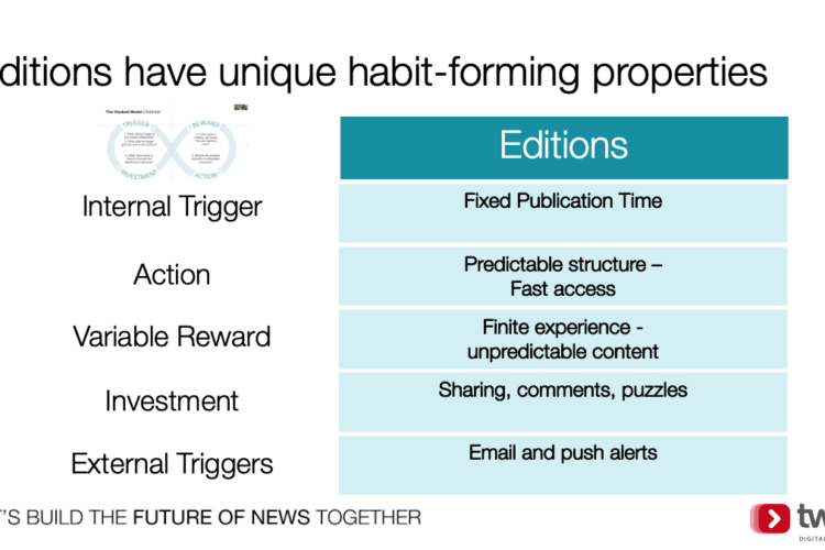 3 learnings from talking editions with Poynter and AJC
