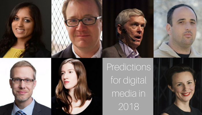 Loyalty, engagement, and AI: Predictions for digital media in 2018