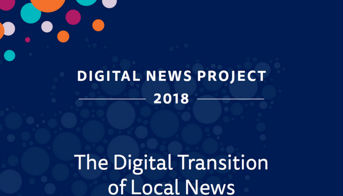 Monetisation strategies for local news in the digital age